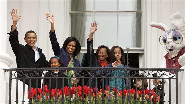 Marian Robinson Obama Michelle