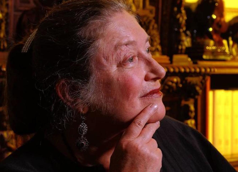 La autora, Wendy Doniger. (Universidad de Chicago)