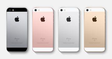 La última novedad de Apple, el iPhone SE, presentado el pasado 21 de marzo.