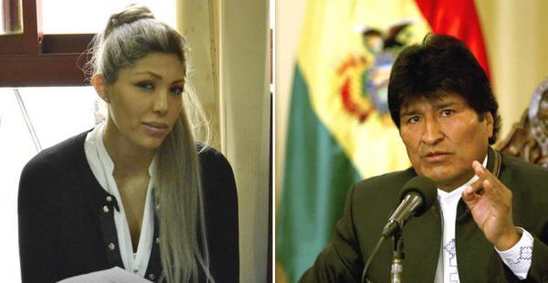 A principios de febrero de 2015, cuando Morales fue denunciado por presunto tráfico de influencias en favor de Gabriela Zapata, los bolivianos se enteraron que ella era la madre de un hijo suyo