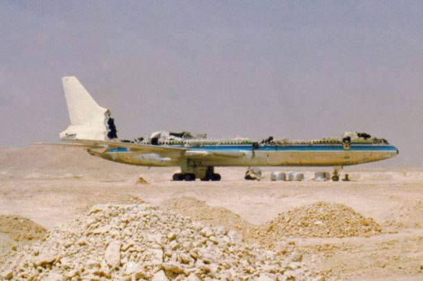mayores accidentes aéreos