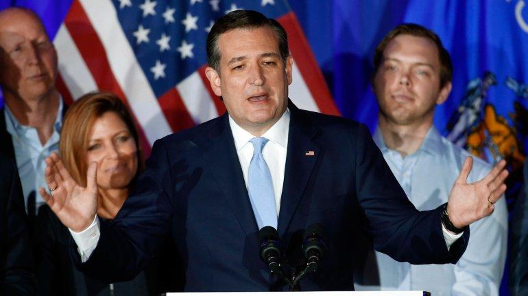 Ted Cruz se quedó con la primaria en Wisconsin