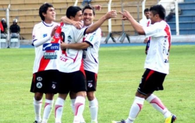 Nacional Potosí golea por 4-1 a Sport Boys