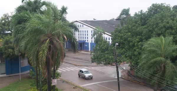 Pronóstico del clima para Santa Cruz