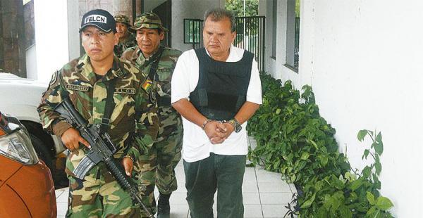 Maldonado fue remitido a Yacuiba, donde tiene cuentas pendientes. Puede ser extraditado a Argentina