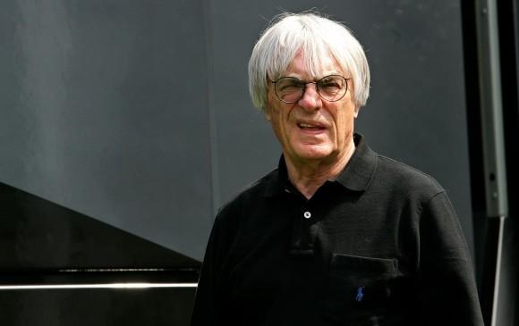 El director de la Fórmula 1 no ha sido ajeno a comentarios controvertidos. FOTO Cortesía.