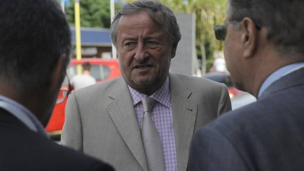 Cristiano Rattazzi, de Fiat.