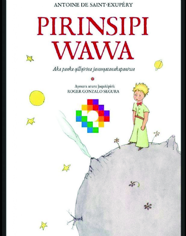 El Principito es traducido por primera vez a lengua aymara