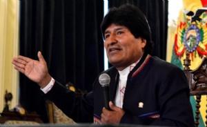 """Evo dice que el tráfico de influencias y el hijo con Zapata son una """"mentira"""""""