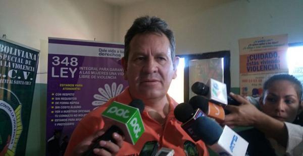 El director de la Felcv, Gonzalo Medina, informó de los dos casos de abuso sexual
