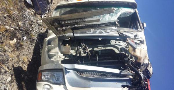 Cuatro vehículos se vieron involucrados en un grave accidente donde cuatro personas perdieron la vida