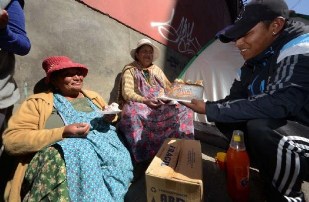 Madres de la vigila: La libertad de los compañeros es nuestro regalo