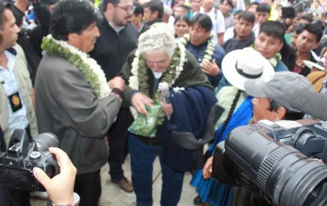 Mujica sobre reelección: No sé, en mi país no hay