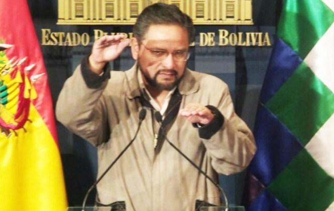 Viceministro Rada dice que pacto con la COB no depende del capricho de un dirigente