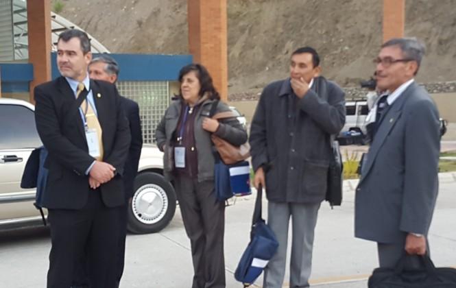 Colegio de Abogados abandona la Cumbre de Justicia, no avalará conclusiones