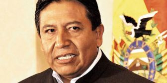 Canciller boliviano pone en el debate el desvío chileno del río Lauca y asegura debe resolverse