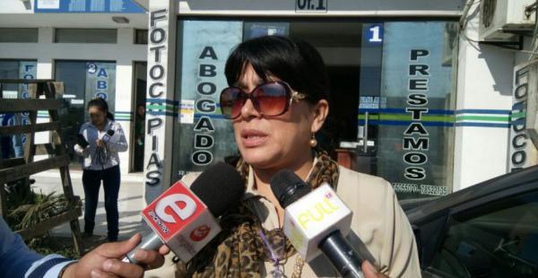 La fiscal Vargas informó de la detención del policía que ebrio causó un accidente fatal