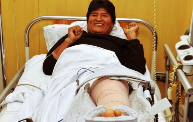 Médico dice que recuperación del Presidente es favorable y estima que la próxima semana retomará actividades