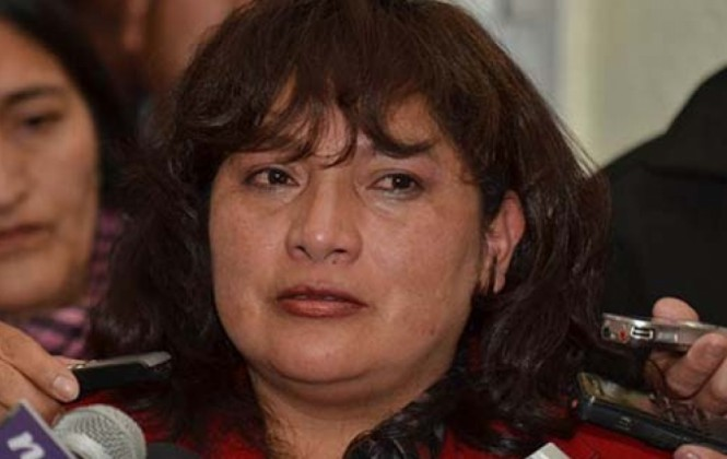 Sin mayor debate, el MAS rechazó revisión a la sentencia de exmagistrada Chánez