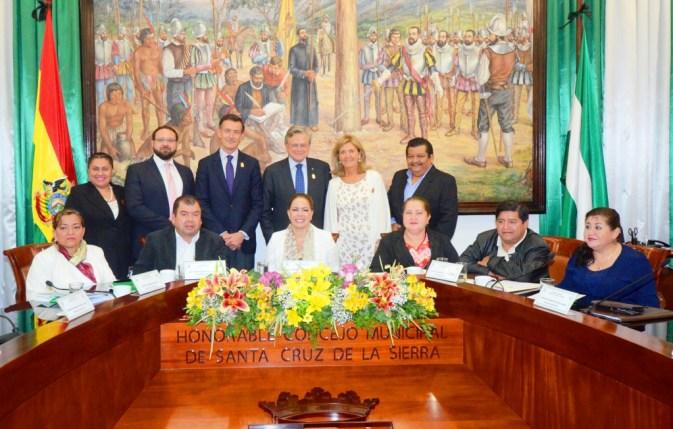 Concejales y Ejecutivos de Kreab