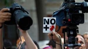 Reporteros Sin Fronteras denunció 21 asesinatos de periodistas en la región