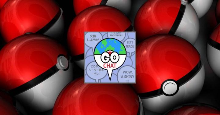 chat Pokémon GO