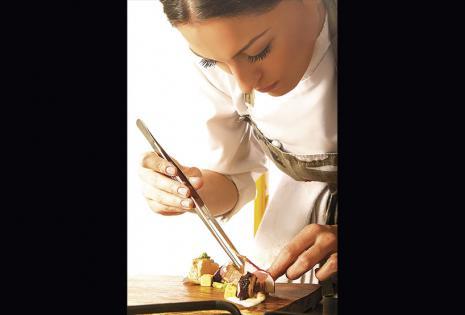 Experimenta con nuevos ingredientes a los restaurantes
