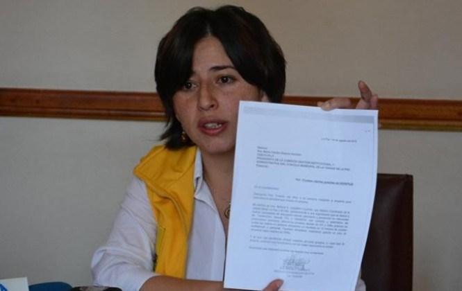 Exministra de Evo exige al Gobierno que se disculpe por mostrarla como