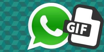 La opción de compartir GIF animados en WhatsApp aún más cerca