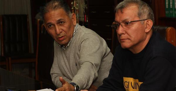 Lozano y Arroyo aseguran que hay docentes dignos que actuarán en esta crisis de 'la Gabriel'