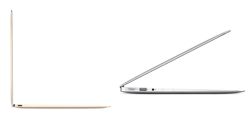 MacBook y MacBook Air