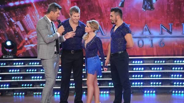 showmatch 2016 Marcelo Tinelli Fernanda Herrera abogada hot Fernando Burlando