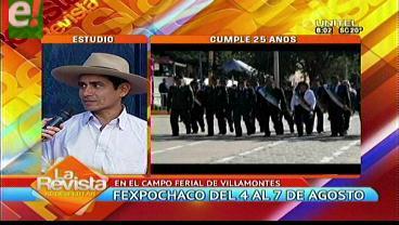 La Fexpochaco celebra sus 25 años