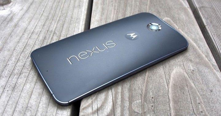 Carcasa trasera del Nexus 6