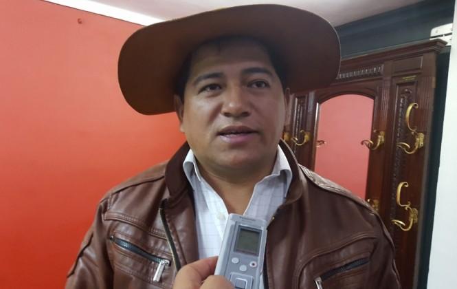 Autoridades de Chuquisaca gestionan reunión directa con Evo Morales por lío de Incahuasi