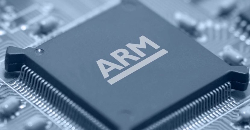 microprocesador ARM