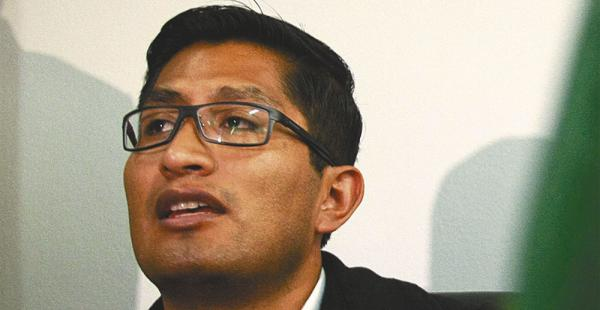 El fiscal Edwin Blanco ratificó anoche la resolución del caso Zapata