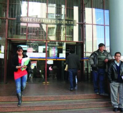 10% de jueces del país enfrenta procesos penales o disciplinarios