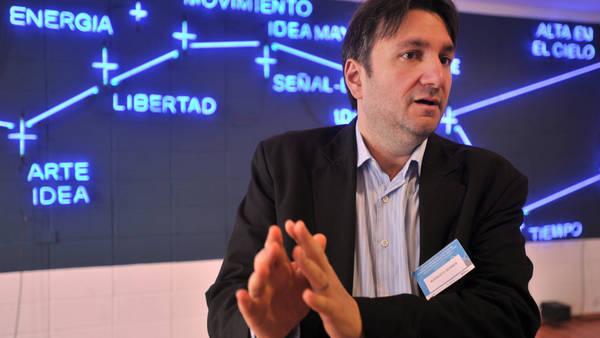 Norbero Berner, ex titular de la Inspección General de Justicia y ex secretario de Comunicaciones kirchnerista.
