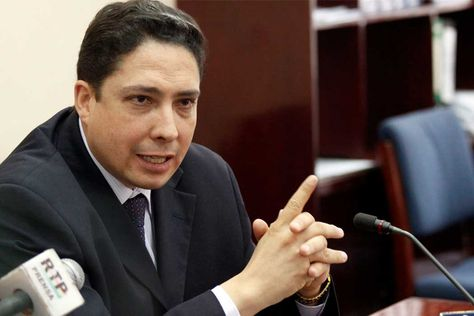 El Procurador General del Estado, Héctor Arce. Foto: La Razón