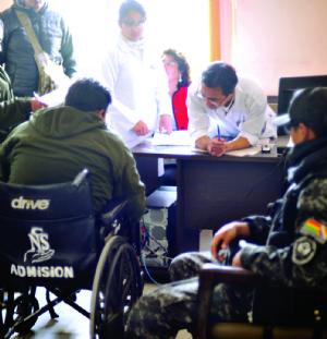 Heridos y detenidos en los bloqueos de los cooperativistas