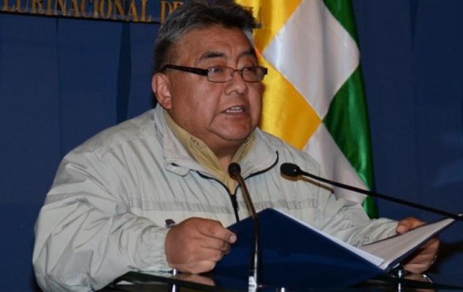 """Fiscal General señala que no se puede confirmar el """"posible deceso"""" del viceministro Illanes"""