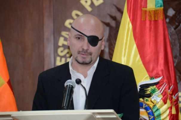 Resultado de imagen para defensor del pueblo bolivia