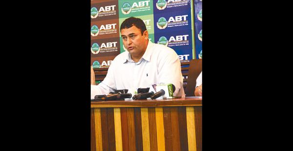 El director de la ABT dispuso la suspensión de los chaqueos