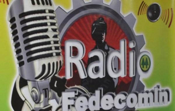 Periodistas de radio Fedecomin piden garantías y la reapertura del medio