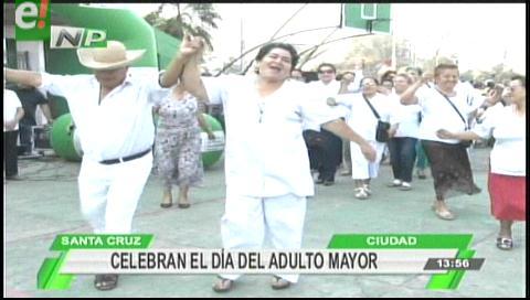 Los abuelitos festejaron en su día