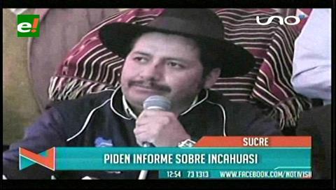 Incahuasi: Chuquisaca y YPFB rechazan dichos de Rubén Costas