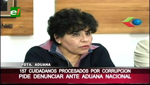 Aduana: Hay 157 funcionarios procesados por corrupción