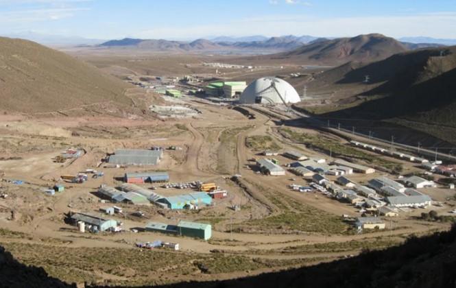 Jubileo indica que cooperativas dejan sólo el 2,5% al Estado por venta de minerales