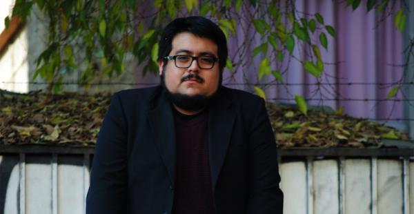 Zúñiga ha publicado tres libros: dos novelas  y uno de cuentos, que presentará hoy